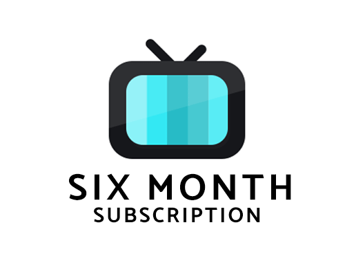 Six month subscription